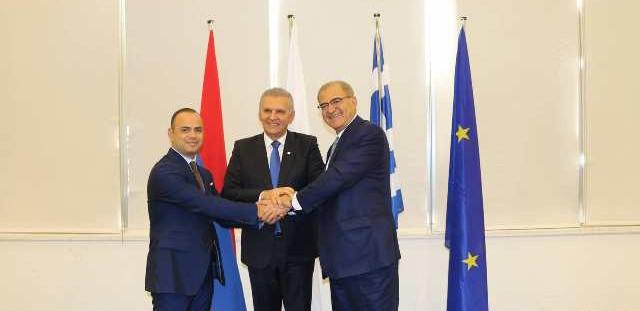 Հայաստանը, Կիպրոսն ու Հունաստանը սերտացնում են սփյուռքի հարցերի շուրջ համագործակցությունը