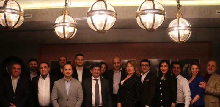 Զարեհ Սինանյանը հանդիպել է «Կիլիկիա» բիզնես ակումբի անդամների հետ