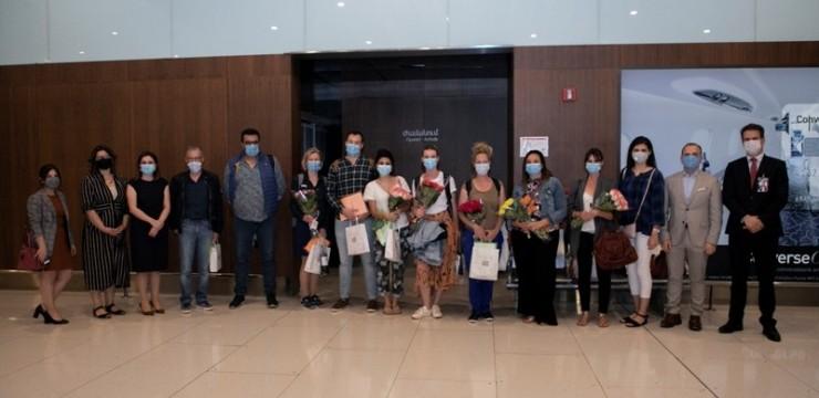 Ֆրանսիայից Հայաստան ժամանեց բժիշկների երկրորդ խումբը
