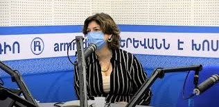 Գրասենյակի ղեկավար Սառա Անջարգոլյանը Հանրային ռադիոյի ուղիղ եթերում