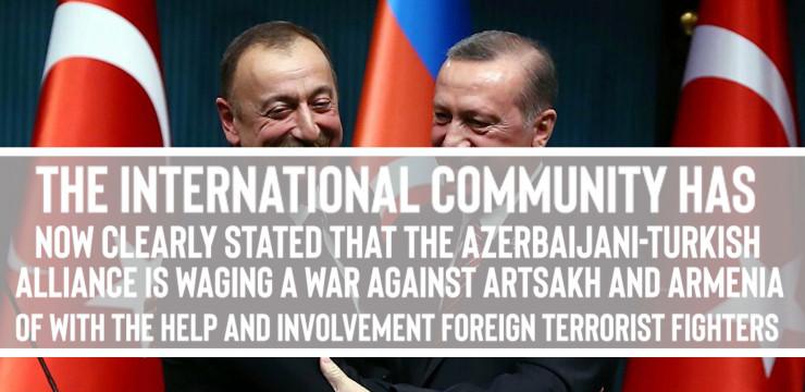 Արցախը կռվում է միջազգային ահաբեկչության դեմ