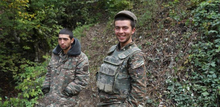 Թուրք-ադրբեջանական ահաբեկչական ագրեսիայի 20-րդ օրը
