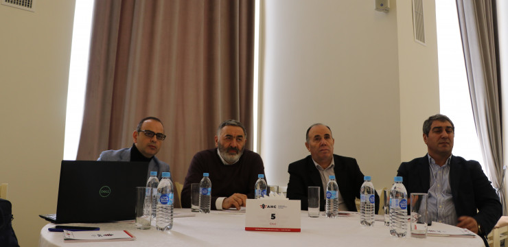 """Krunk"" Armenian community held an all-Russian congress of Armenian activists"