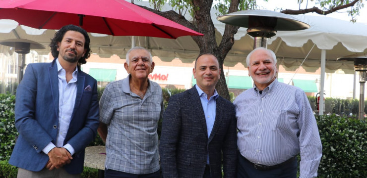 ԱՄՆ այցի շրջանակներում Զարեհ Սինանյանը հանդիպեց Հայ կրթական հիմնարկության ներկայացուցիչների հետ