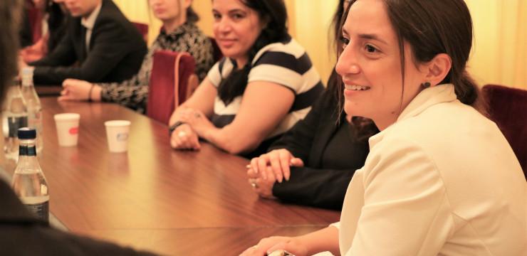 ՀՀ պետական համակարգը ընդունեց ևս մեկ խումբ սփյուռքահայ մասնագետների