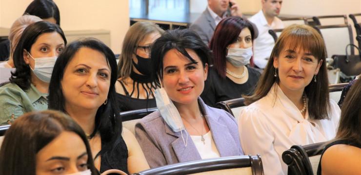 Սփյուռքահայ մասնագետները վերապատրաստել են Հայաստանի ուսուցիչներին