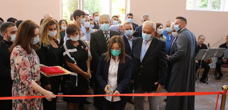 Diaspora-Initiated Hemophilia and Thrombophilia Center Opens in Yerevan
