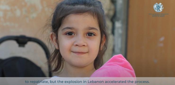 Lebanese-Armenian Repatriates Receive Medical Assistance