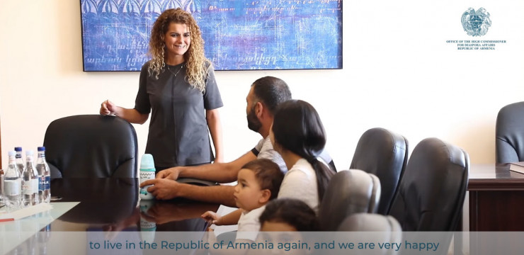 Our Office Assists Repatriates from Germany and Slovakia