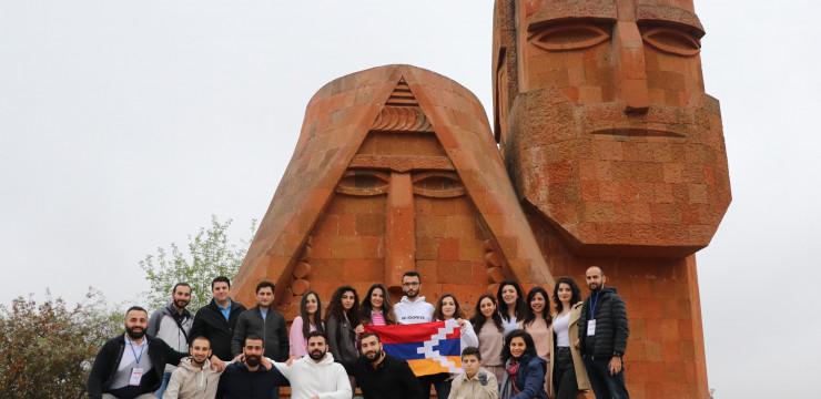 Diaspora Youth Ambassadors' Cultural Day