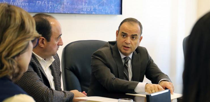 Սփյուռքի ներուժն ուղղորդել Հայաստանի նորագույն տեխնոլոգիաների զարգացմանը