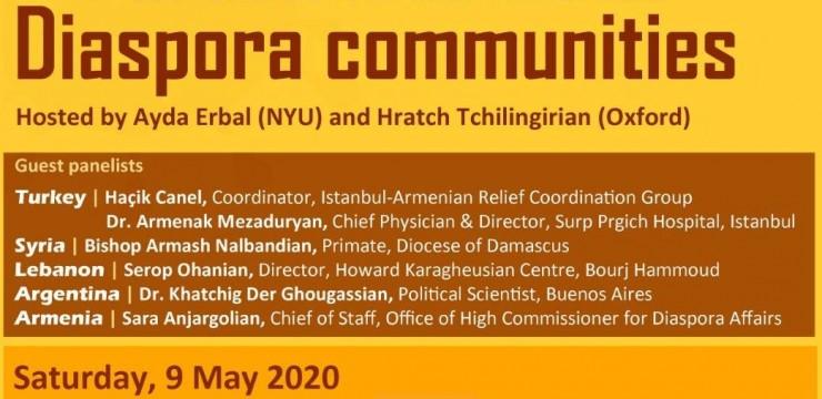 The Pandemic and Vulnerable Diaspora Communities