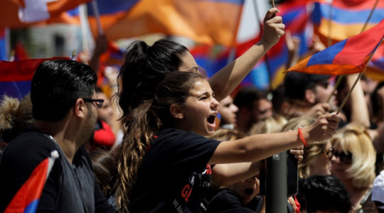 STAND UP FOR ARTSAKH