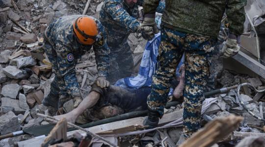 AZERBAIJAN CONTINUES TO COMMIT WAR CRIMES AGAINST CIVILIANS