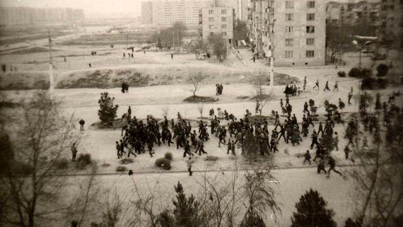 Sumgait, February 27-29, 1988.